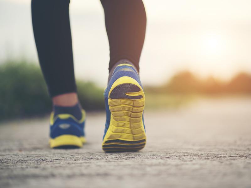 ¡Caminando y haciendo salud!!