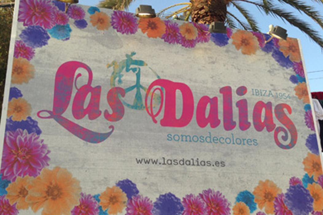 "Escapada a Ibiza ""Mercado las Dalias"""