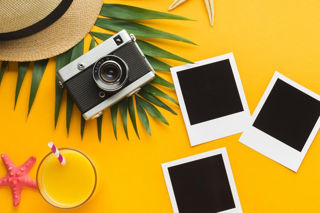 ¡Envíanos una foto divertida de tus vacaciones de verano!!