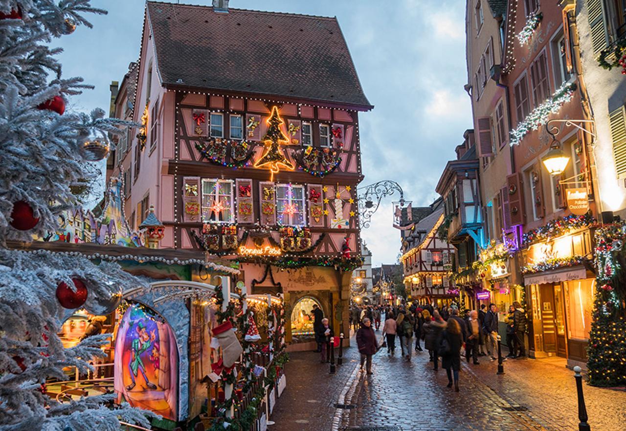 Mercadillos navideños de Alsacia y Alemania Romántica