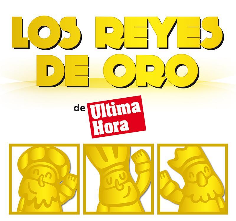 ¡Ya llegan los Reyes de Oro de Ultima Hora!!