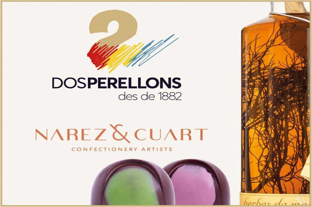 ¡Maridaje  Dosperellons y Joan Cuart  en Es 20!