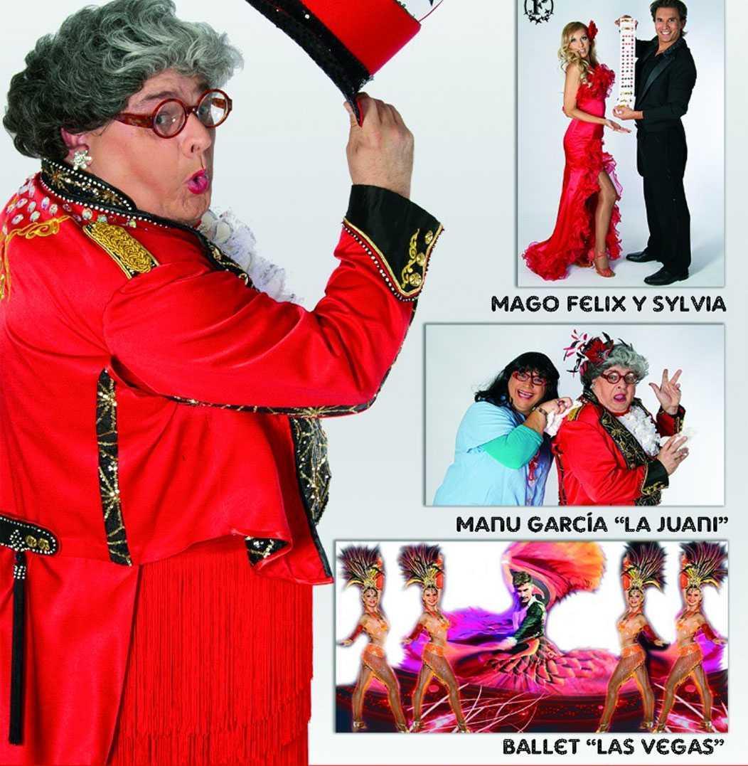 Revista musical Madó Pereta
