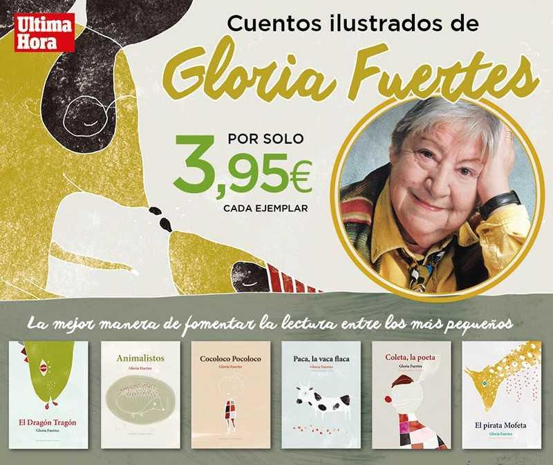 "Colección ""Homenaje a Gloria Fuertes"""