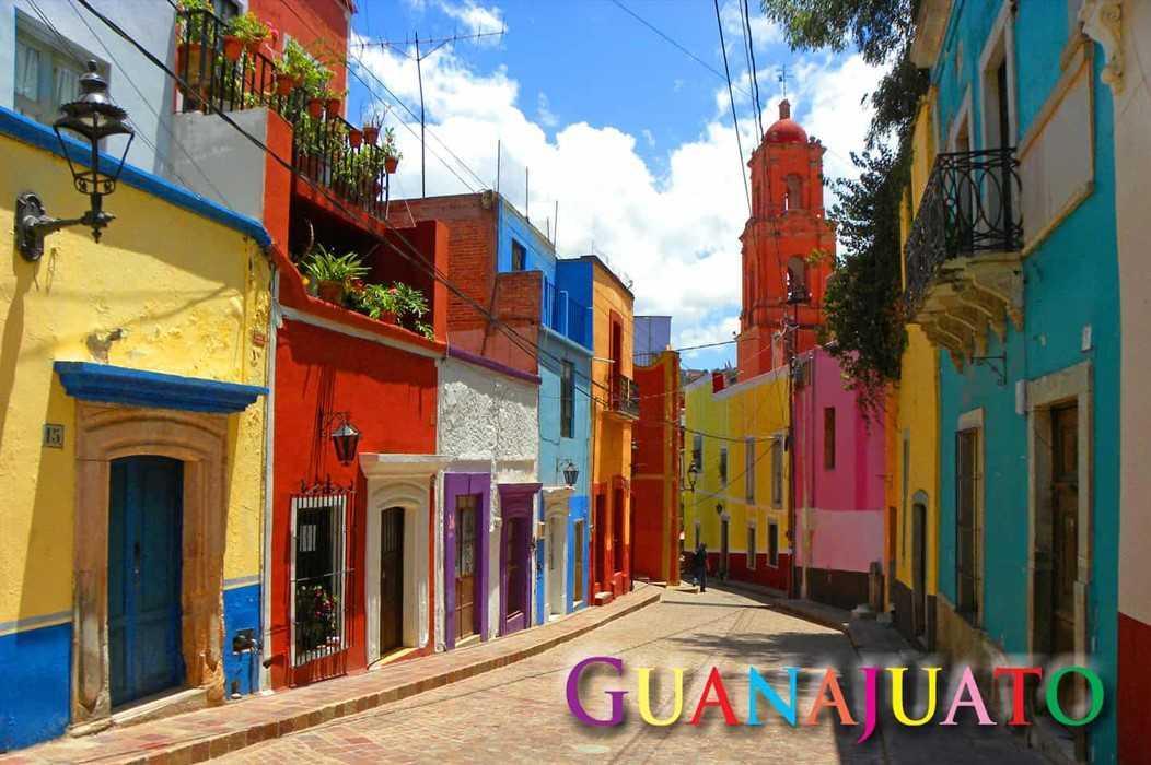 ¡¡Gran viaje 2020 Colores de México Colonial!!
