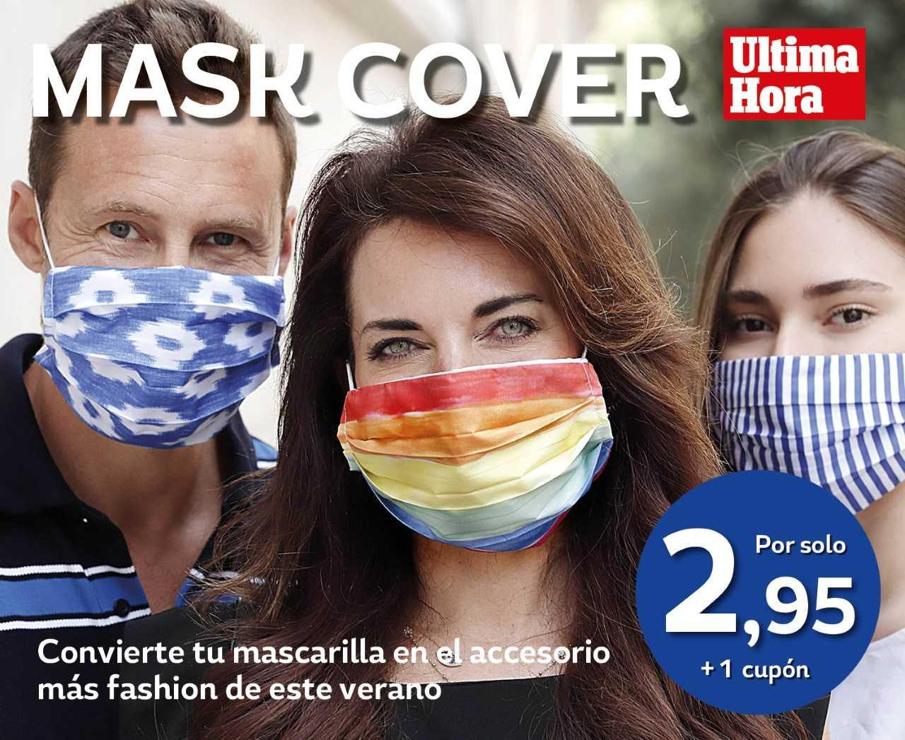 Originales Mask Cover con Ultima Hora