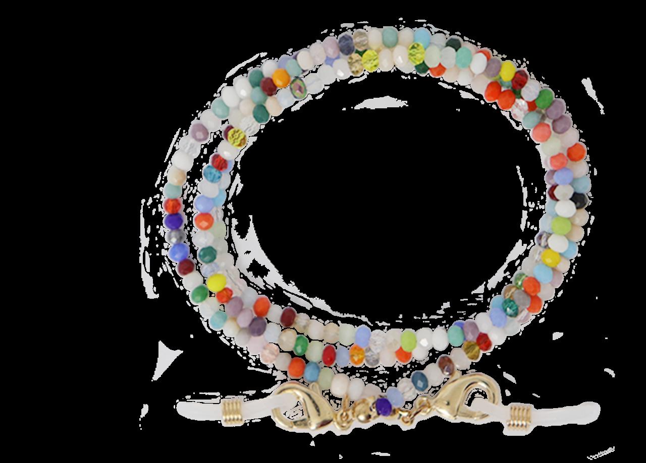 Colección de cordones para mascarillas o gafas