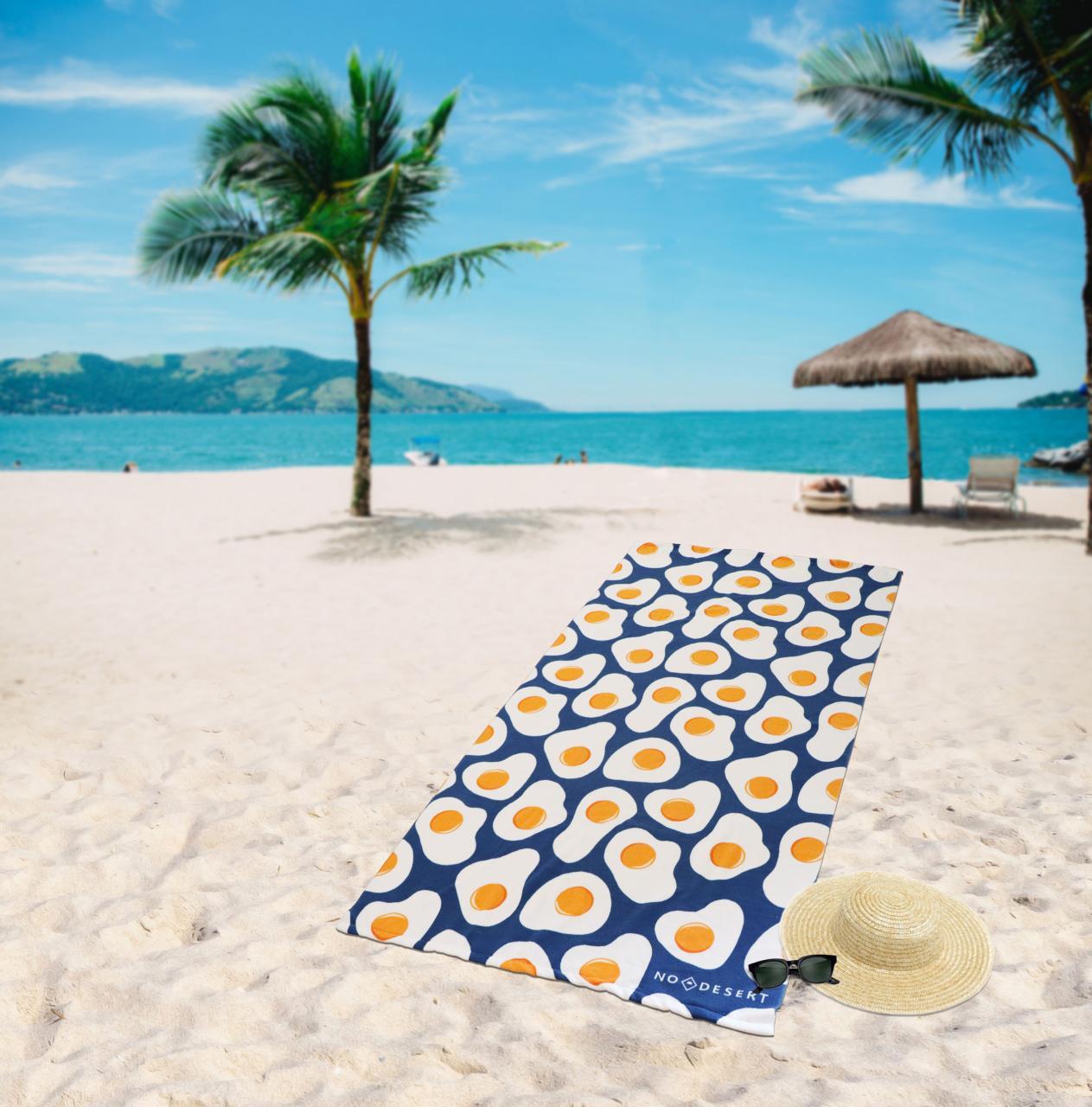 Nuevas toallas de playa de la marca  NO Desert