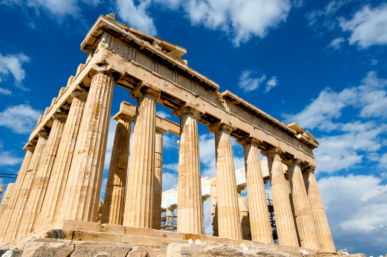 ¿Te apuntas a conocer Grecia con nosotros?