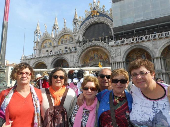 Viaje a la 'bella' Italia