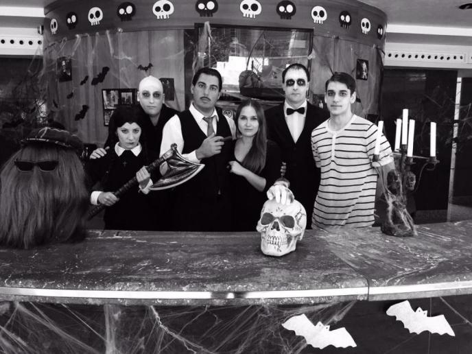 Un Halloween diferente