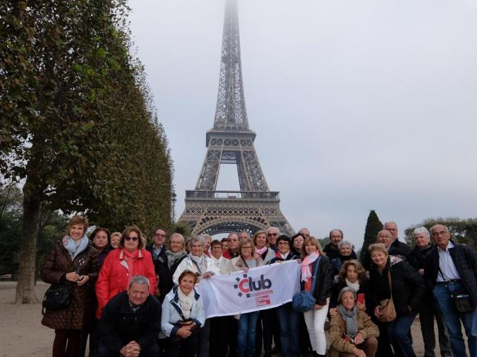 Bretaña, Normandía y una foto en la Eiffel
