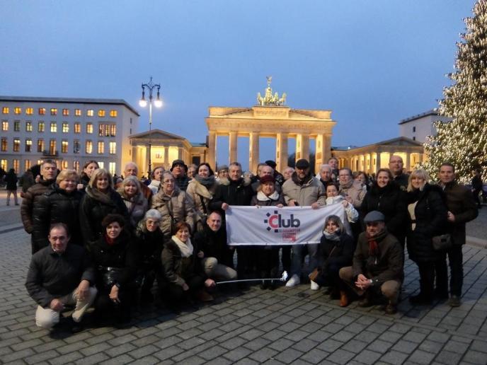 Pre-Navidad en Praga y Berlín