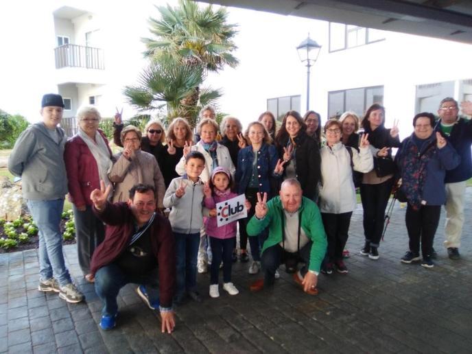 Disfrutando de Menorca