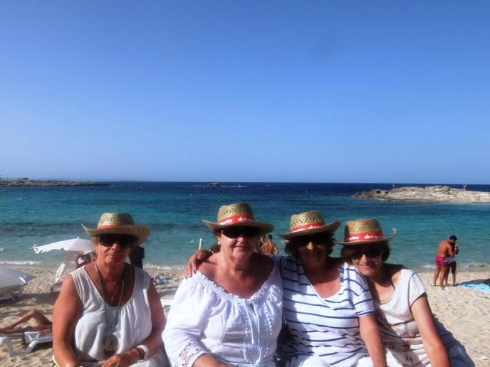 Formentera escapada paradisíaca