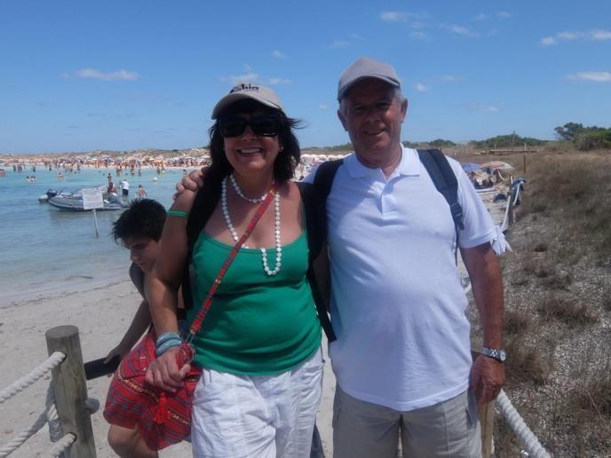 Soñando en tierras de Formentera