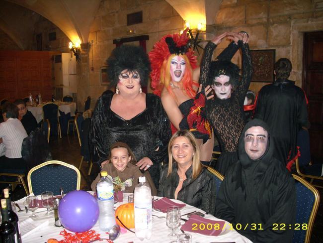 Un Halloween de lo más terrorífico en el Foro