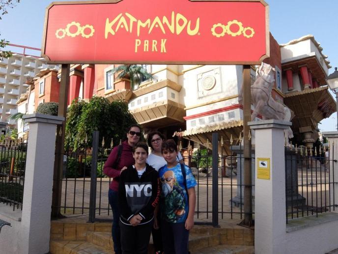 Una aventura en Katmandu