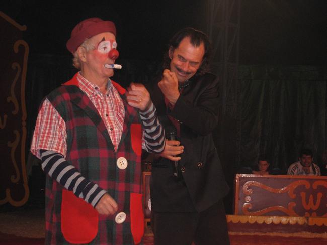 Épica, ilusión y espectáculo se citan en el circo Williams
