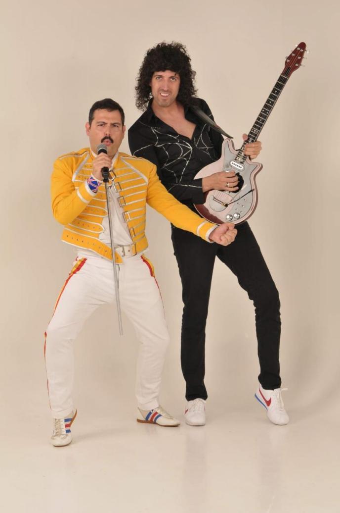 Tolo Sanders: «Queen es uno de los máximos exponentes del rock atemporal»