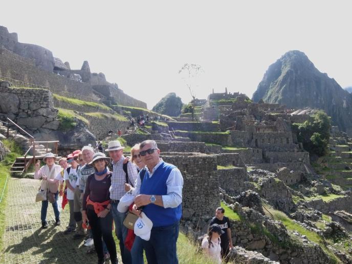 Perú, segunda entrega