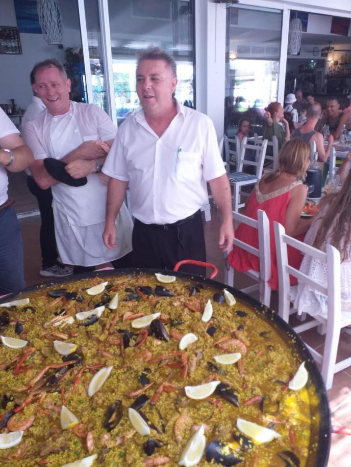 Una visita a la paradisíaca Ibiza