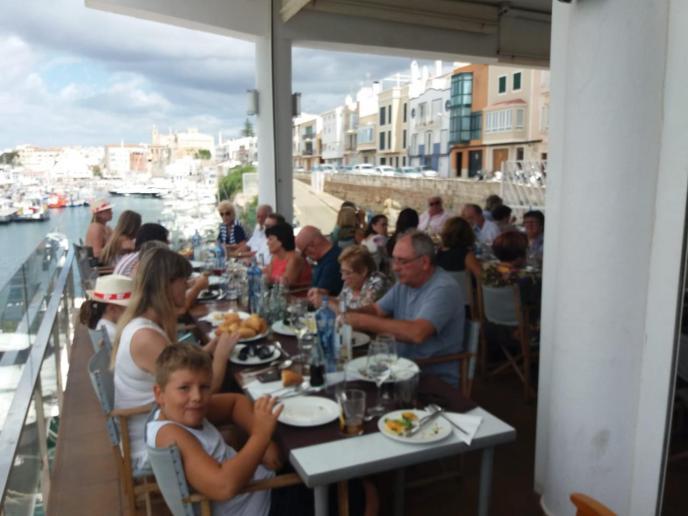 Un día gastronómico en Menorca