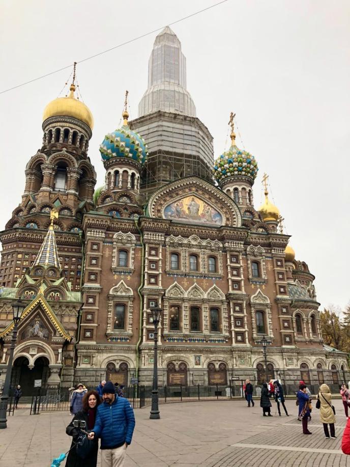 Los suscriptores viajan a Rusia