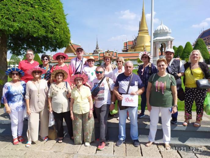 Periplo Tailandés