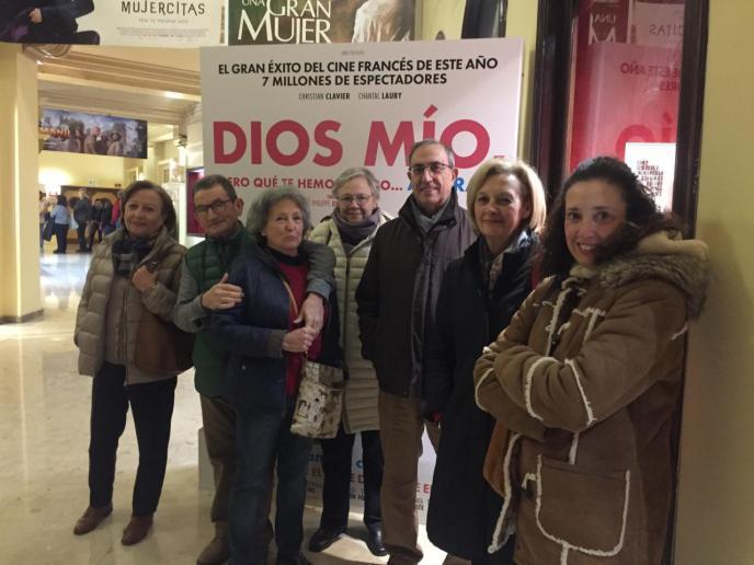 Cine francés con el club para las tardes de invierno