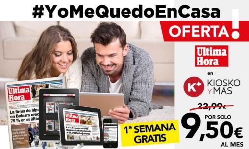 #YoMeQuedoEnCasa ultimahora.kioskoymas.com