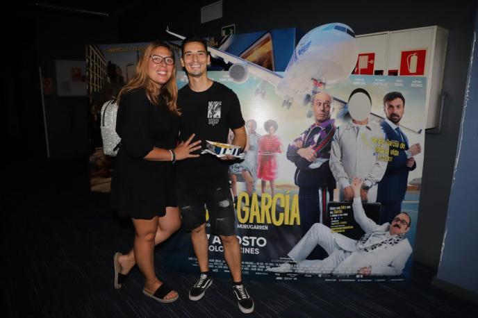'García y García', salida cinematrogáfica