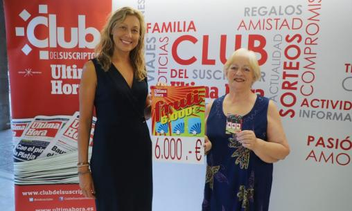 Seis mil euros de regalo de cumpleaños