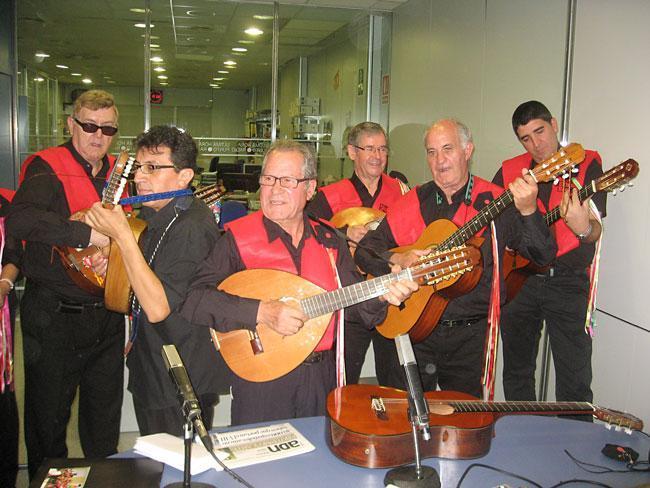 Día de serenatas con la Tuna para celebrar Ses Verges