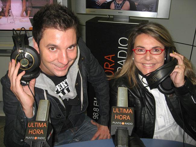 Ultima Hora Punto Radio y el Club, enamorados en San Valentín