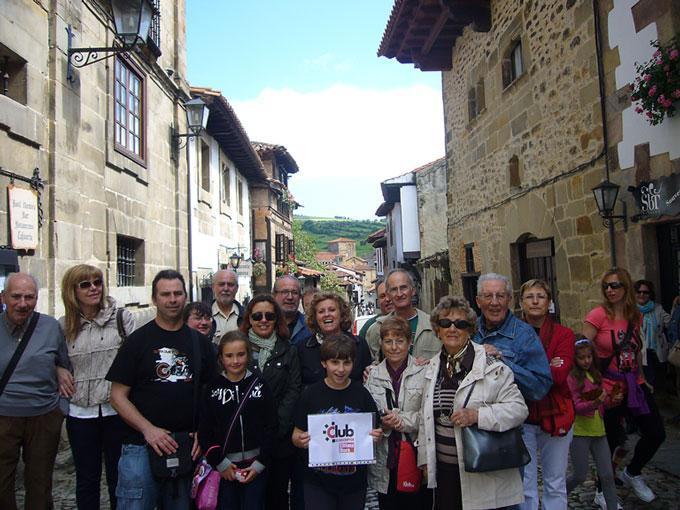 De paseo por Cantabria