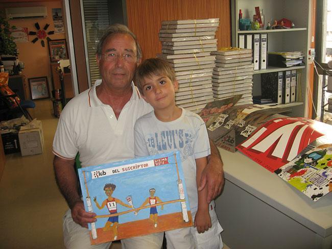 Ganadores del concurso Carteles'09 Club del Suscriptor