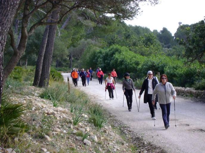 Caminando Banyalbufar