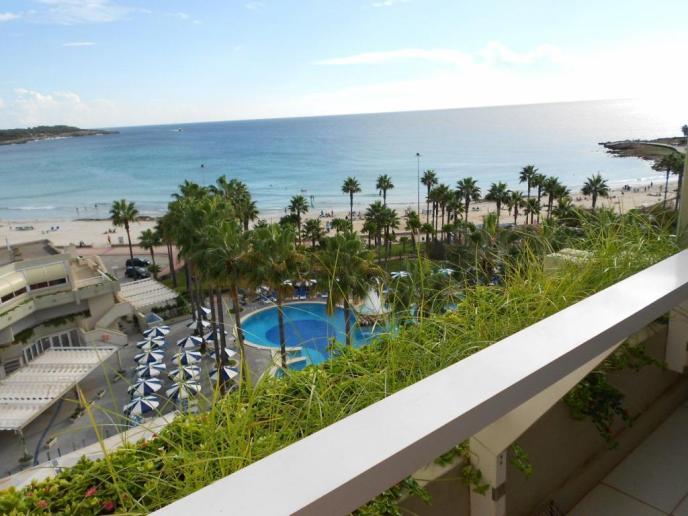 Relax en el hotel Blau Mediterráneo