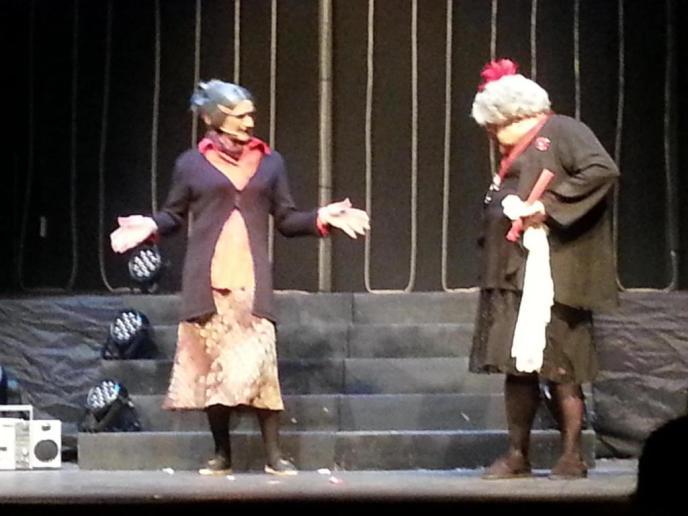 Un musical para 'riure'