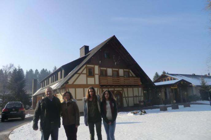 Viaje hogareño a Suiza, Selva Negra y Alsacia