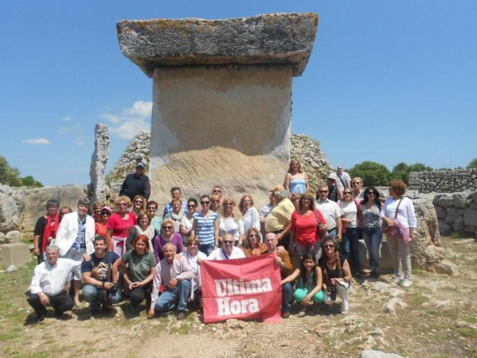 Menorca, un 'finde' completito