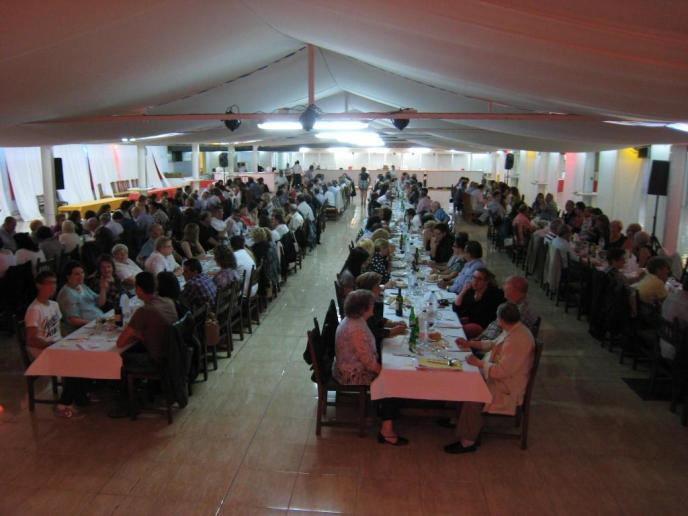 'El Casta' celebra el 'cumple' del Club