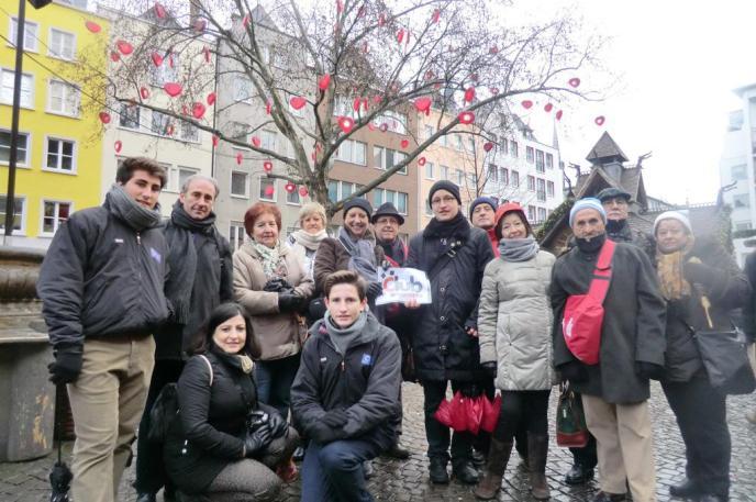 Navidad en los dos últimos viajes del Club: Munich - Salzburgo y Colonia - Bruselas