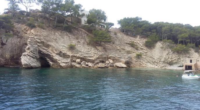 Visita a las Islas Malgrats